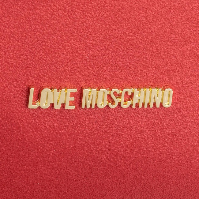 Zaino MOSCHINO Zaino Rosso LOVE MOSCHINO Rosso Rosso Zaino LOVE MOSCHINO LOVE Rosso Zaino MOSCHINO LOVE n1WPppq