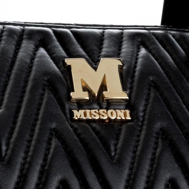 MISSONI MISSONI Nero Borsa Borsa M M 8zxa0wq