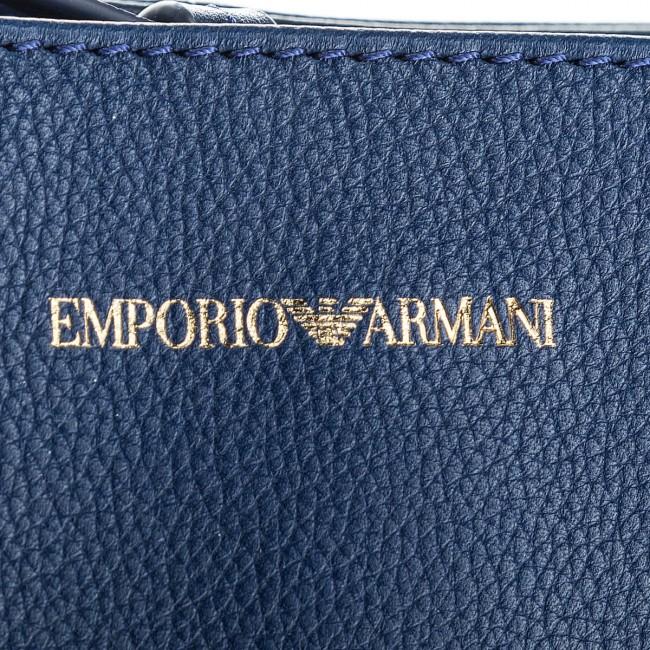 Borsa EMPORIO Blu Borsa scuro ARMANI EMPORIO OrHO0w