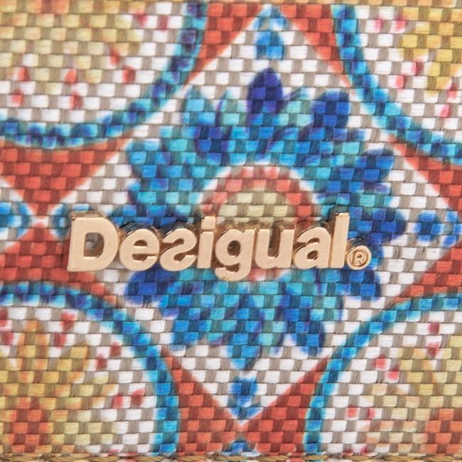 Marrone Multicolore DESIGUAL Borsa Marrone Multicolore Borsa Borsa DESIGUAL wUZvP