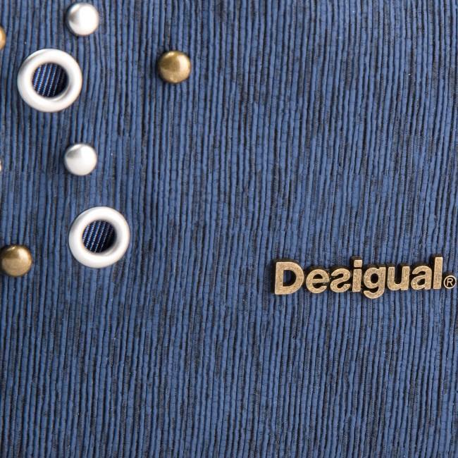 DESIGUAL scuro Borsa DESIGUAL Borsa Blu wO7qqU06x