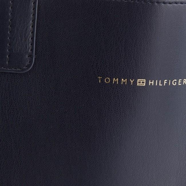 scuro HILFIGER TOMMY Rosso Blu Borsa xntwn