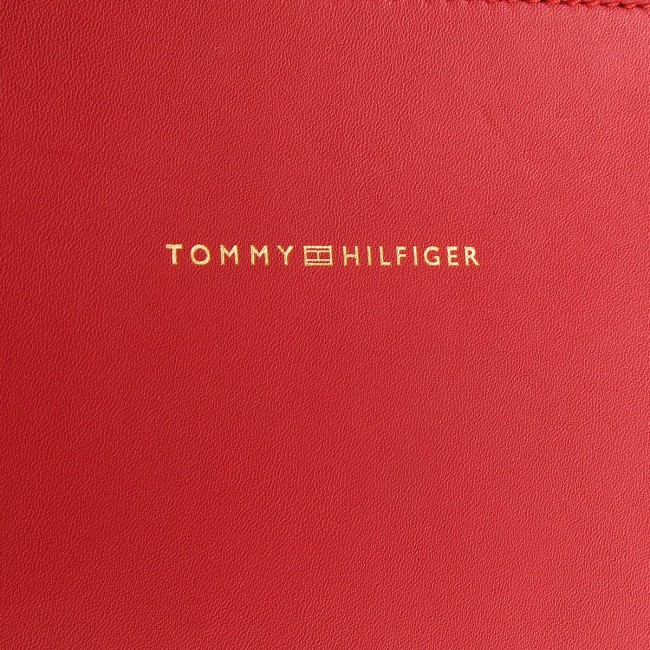 Borsa Rosso HILFIGER Borsa TOMMY HILFIGER Borsa HILFIGER Rosso TOMMY TOMMY fSfqrv