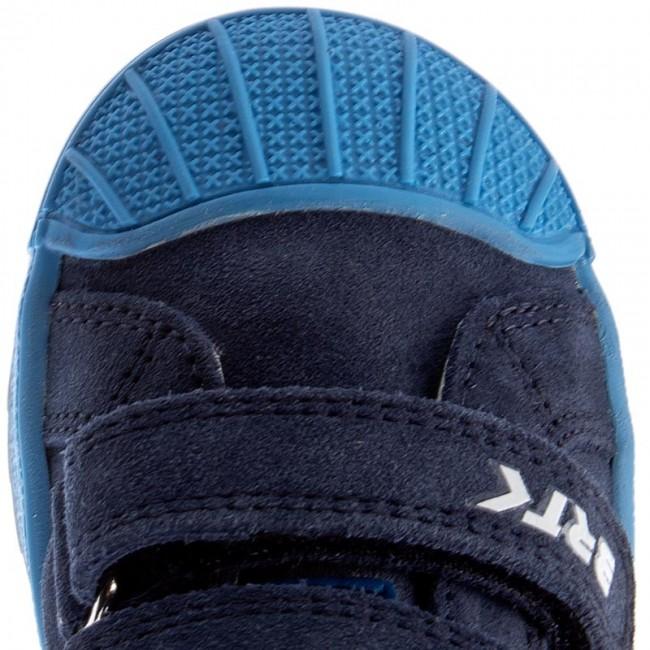 Blu Scuro Scarpe Basse Bartek
