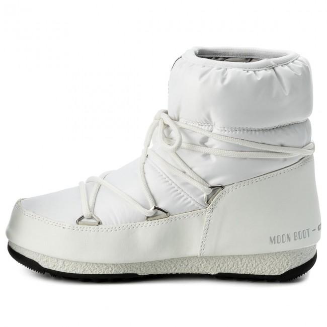 Bianco Stivali Da Neve Moon Boot